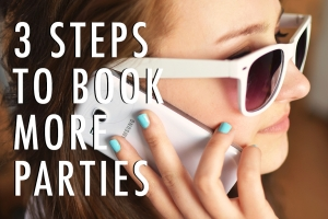 Book More Parties