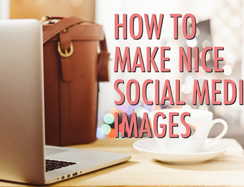 3 Simple Tools to Make Nice Social Media Images