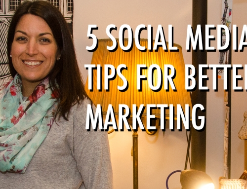 5 Social Media Tips For Better Marketing