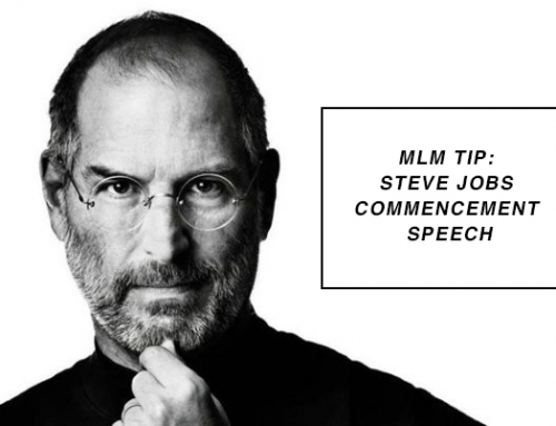 Success Tip: Steve Jobs Commencement speech