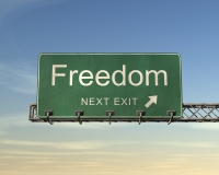 iStock_5461835_LargeFreedomNextExit-sign1